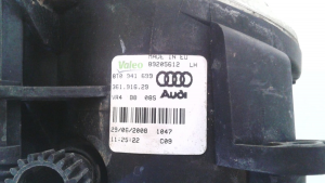 proiettore fendinebbia usato sx audi a4 dal '07 al '13