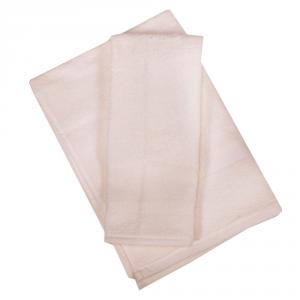 Set asciugamano e ospite SERENITY in spugna COGAL - avorio 089