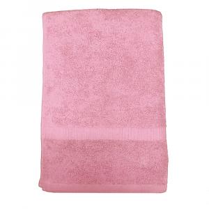 Telo da bagno tinta unita Rosa 010 COGAL 100x150 cm SERENITY