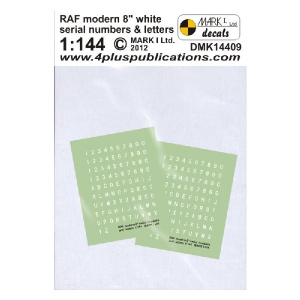RAF modern 8