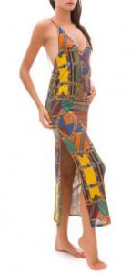 Vestito lungo Papunya Effek