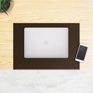Desk Pad Calliope Brown