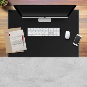 Desk Pad Calliope Deluxe Black