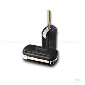 GUSCIO CHIAVE TELECOMANDO 3 TASTI PER AUTO LAND ROVER RANGE ROVER SPORT DISCOVERY 3 TDV6 SCOCCA E LAMA