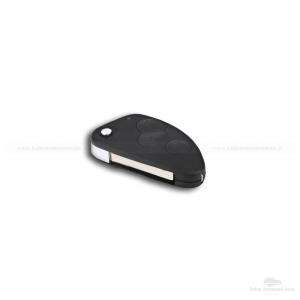 GUSCIO SCOCCA COVER CHIAVE 3 TASTI TELECOMANDO PER AUTO ALFA ROMEO 147 156 166 GT KEY SHELL