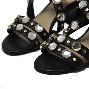 Sandali con borchie gioiello - LIU JO