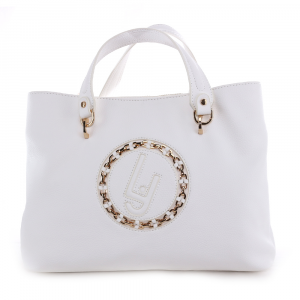 Sac à main Liu Jo COLORADO N19211 E0037 OFF WHITE