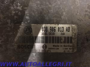 ECU CENTRALINA MOTORE SEAT IBIZA VW POLO BOSCH 0281001911 0 281 001 911