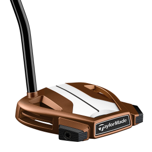 TAYLORMADE PUTTER SPIDE X - COPPER SINGLE BEND