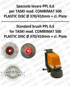 Spazzola lavare PPL 0.6 WHITE per lavapavimenti TASKI modello COMBIMAT 500