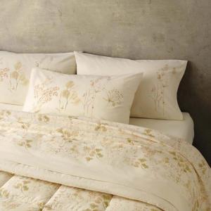 Set lenzuola matrimoniale 2 piazze Gabel ACQUA naturale puro cotone