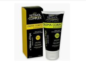 Crema Corpo Veleno d'Ape Retinol Complex