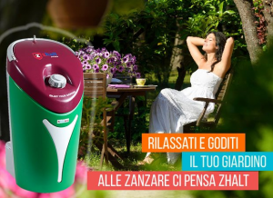 Antizanzare Freezanz Zhalt Portable