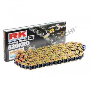 CATENA RK 520KRO ORO 120 MAGLIE CLF  K520KRO12001
