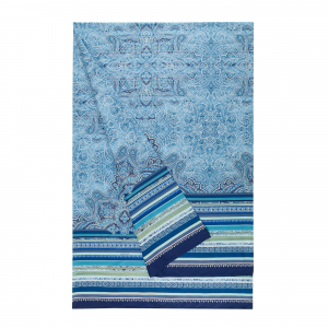 Bassetti Granfoulard cloth furniture RAVELLO v3 Blue