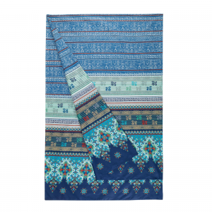 Bassetti Granfoulard furnishing cloth MAIORI v3 Blue - 4 sizes
