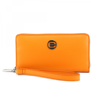 Woman wallet Cromia AKUA 2640775 Papaya