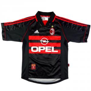 1998-99 Ac Milan Terza Maglia #20 Bierhoff S