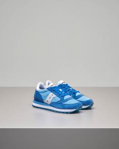 Sneakers Jazz O' azzurra