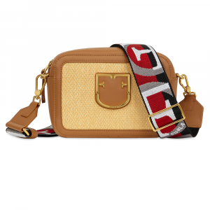 Shoulder bag Furla FURLA BRAVA 1007881 BEIGE+CARAMELLO f