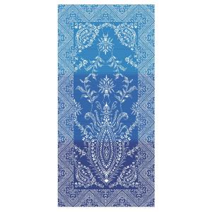 Telo mare in spugna Bassetti Granfoulard 90x180 cm FARAGLIONI 3 bluette