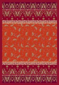 Bassetti Plaid Granfoulard 240x250 cm RAFFAELLO v.1 rosso