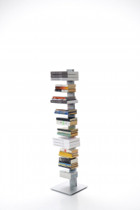 Libreria autoportante in metallo Sapiens