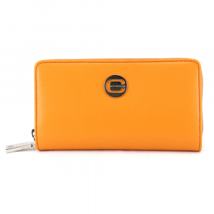 Woman wallet Cromia AKUA 2630774 Papaya
