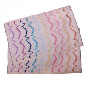 Missoni Home set 2 asciugamani ospite 40x70 cm VERA 100