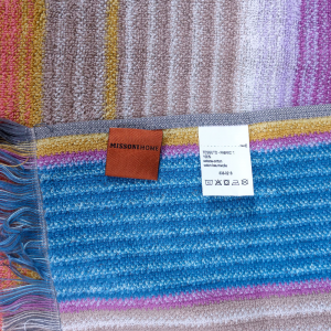 Missoni Home set 2 Gästetücher 40x70 cm VIVIETTE 100