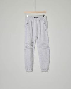 Pantalone in felpa grigio