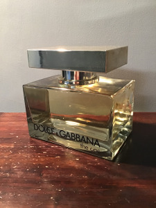 """FACTICE MAGNUM DOLCE &GABBANA """"THE ONE"""""""