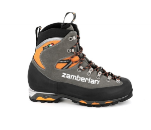 2092 MOUNTAIN TREK GTX RR   -   Botas de alpinismo    -   Graphite/Orange