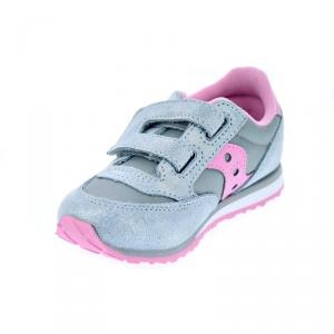 SNEAKERS SAUCONY  BABY JAZZ HL ROSA/GRIGIO/GLITTER SL161038