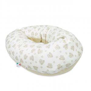 Cuscino allattamento multiuso Smile fantasia cagnolino beige related image