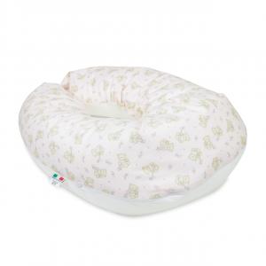 Cuscino allattamento multiuso Smile fantasia orsetto con palloncino  rosa related image