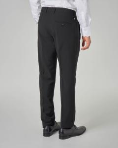 Pantalone smoking nero