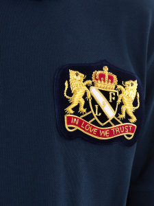 Lords & Fools  Polo S19 HEDI PATCH