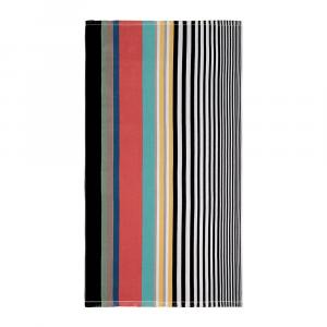 Missoni Home 2019 telo mare WAYNE 100 righe 100x180 cm puro cotone