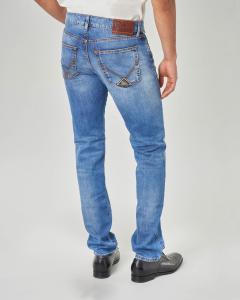 Jeans 529 lavaggio super stone wash
