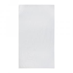 Roberto Cavalli telo bagno ZEBRAGE spugna di puro cotone - bianco
