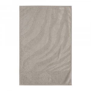 Roberto Cavalli bath towel ZEBRAGE sponge - sand