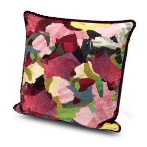 Cuscino decorativo da salotto 60x60 cm Missoni Home WIGHT 100 multicolor