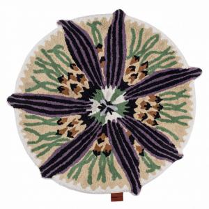 Tappeto bagno Missoni Home 80 cm diametro multicolore SOFIA 03