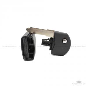 Chiave Guscio Scocca E Lama Telecomando 2 Tasti Per Autovetture Mazda 2 3 5 6 Bt50, Cx-5 Cx-7 Cx-9 Rx8