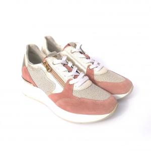 Sneaker peonia o acqua Nero Giardini