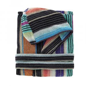 Accappatoio Missoni Home con cappuccio Multicolore VIVIETTE 160