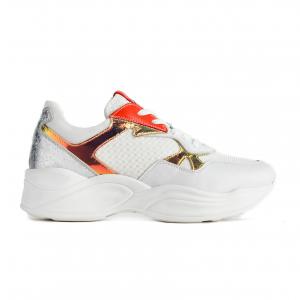 Chunky sneaker bianca Nero Giardini