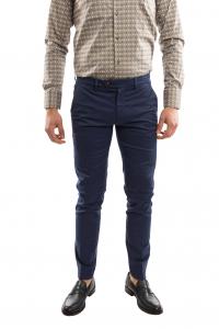 Pantalone slimfit Cotonato - colore Blue