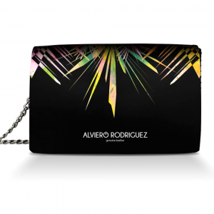 Shoulder bag Alviero Rodriguez ABSTRACT TRACOLLA AB Unico